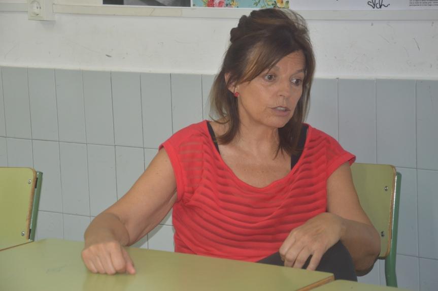 """Mercedes Oliveira: """"Cuando los hombres entran en el feminismo, no deben usurpar los espacios que ocupan lasmujeres"""""""